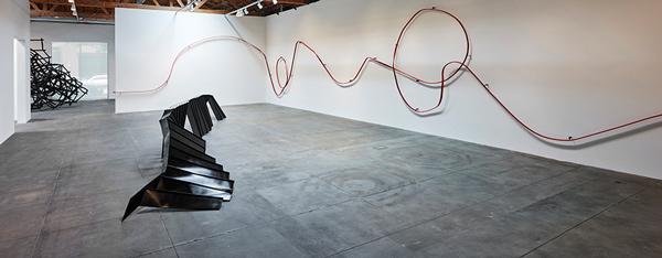 Hauser & Wirth, Los Angeles: Monika Sosnowska - Artillery Magazine