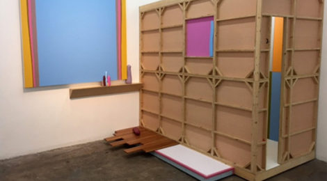 "Andy Kolar, ""Easy now."" Installation view. Courtesy of the artist and Walter Maciel Gallery."