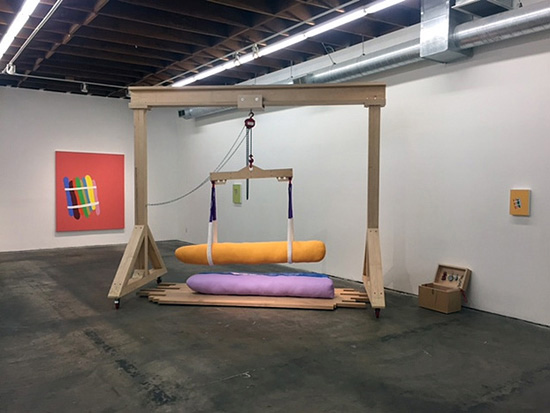 akolar2017Install6 web <h6 class=sub> Walter Maciel Gallery: </h6> <h1 class=post title entry title> Andy Kolar </h1>