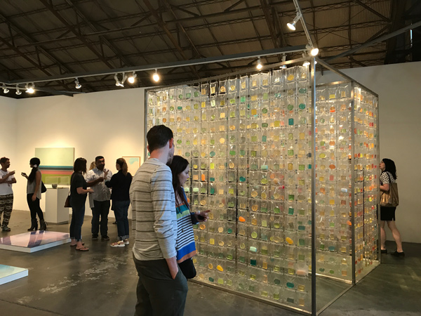 """""""Passage to the Future: Art from a New Generation in Japan"""" at Arena 1 Gallery"""