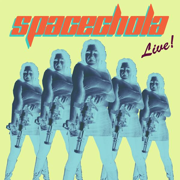 Spacechola Live!, 2012