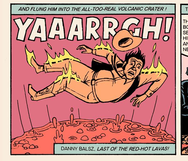 DEAD OR ALIVE: Danny Balsz