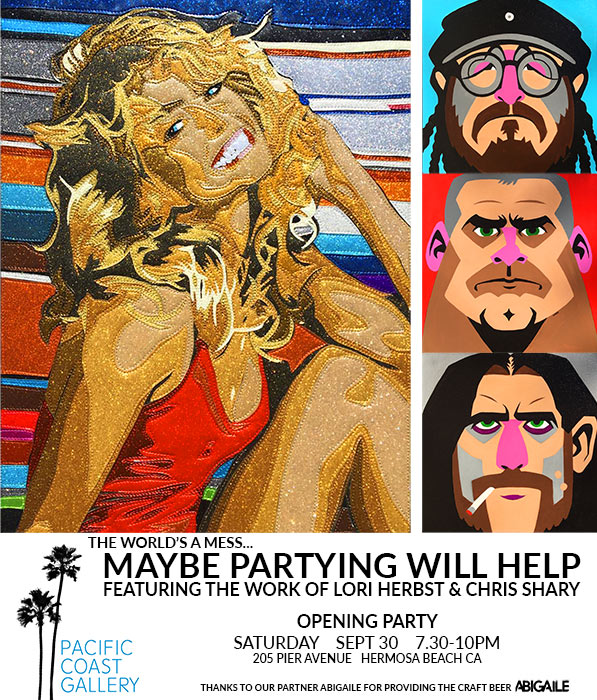 MaybePartyingWillHelp Grand Opening Maybe Partying Will Help