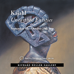 RichardHellerGallery Kajahl banner 250x250 ****New Front page