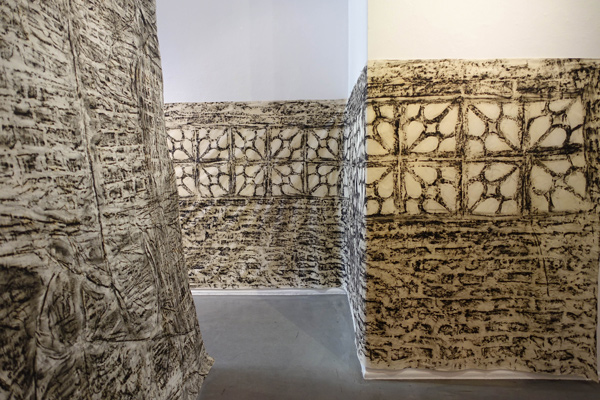 flora kao homeland install 1 web <h6 class=sub> Gallery 825: </h6> <h1 class=post title entry title> Flora Kao </h1>