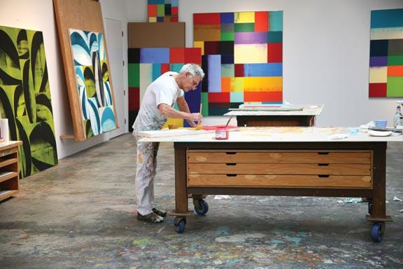 ArnoldiStudio Gallery Talk & Book Signing with Charles Arnoldi