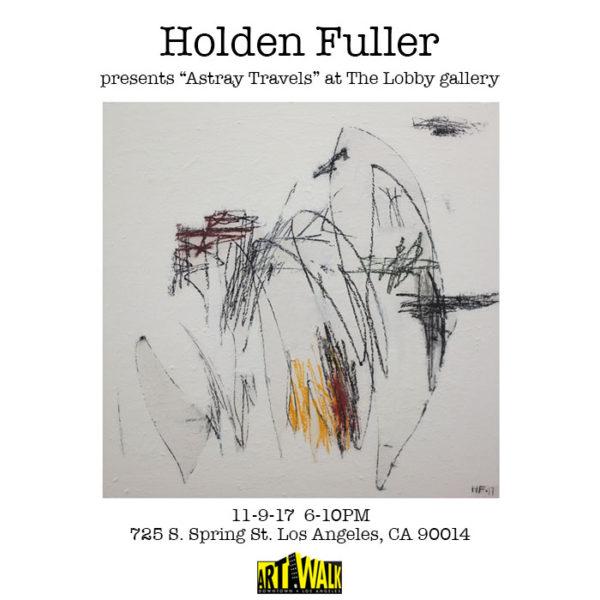 Artillery mag flyer 600x600 Holden Fuller artshow