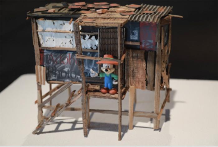 Jeff Gillette Pop Up Holiday Art Sale at OCCCA