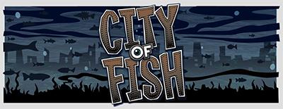 William Kieffer City of Fish Hijinx nov 2017 400px William Kieffer | City of Fish Exhibition