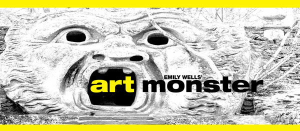 art monster logo <ns>Art Monster</ns>