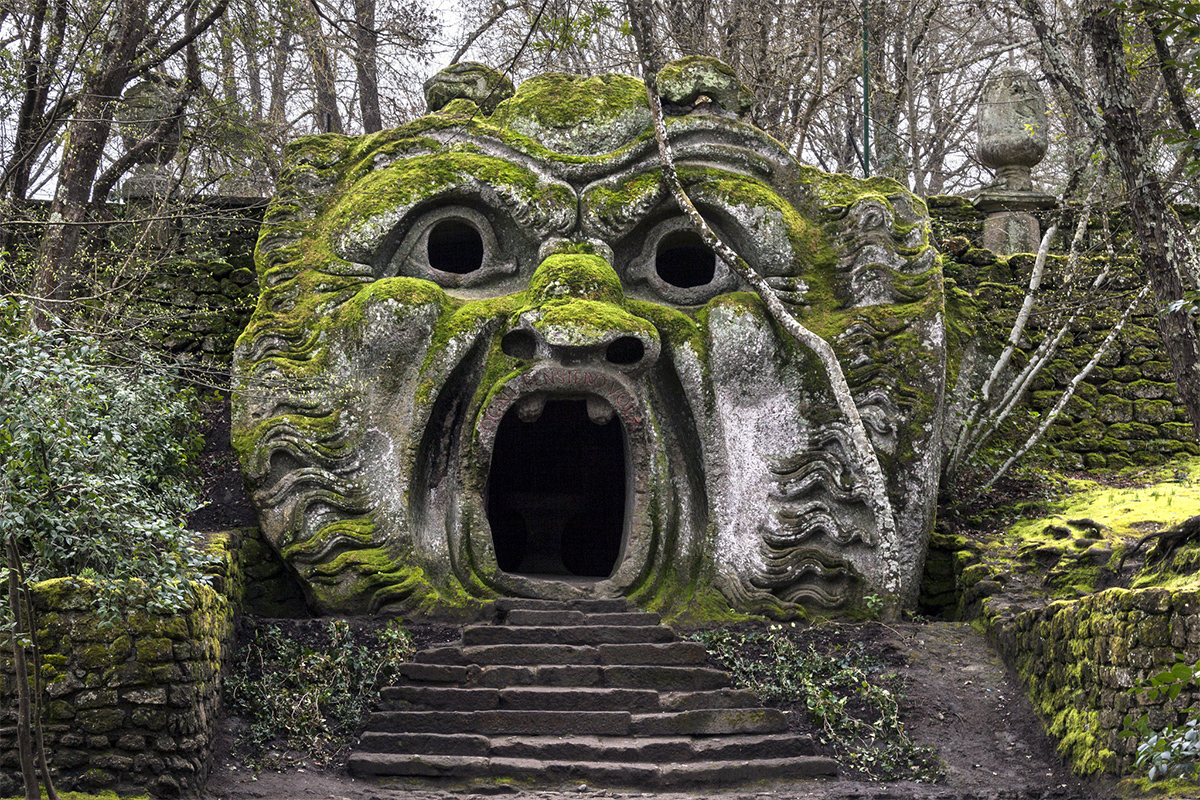 bomarzo   lorco <ns>Art Monster</ns>