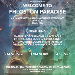 thefunction flyer 11 2 Welcome to Fhloston Paradise