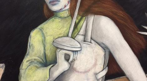 by Judithe Hernandez (detail)