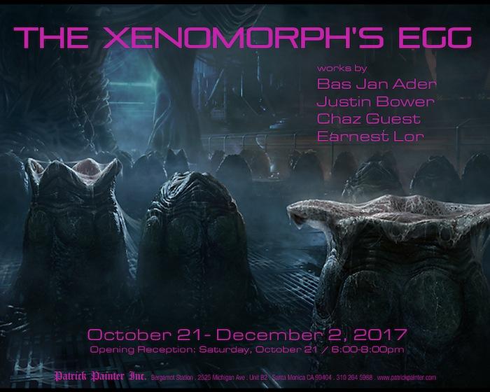 xenomorph egg invite Events