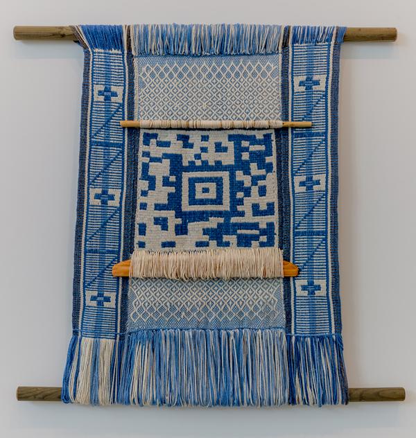 Bert Mapuche Portal Tectonic Shift at Nevada Museum of Art