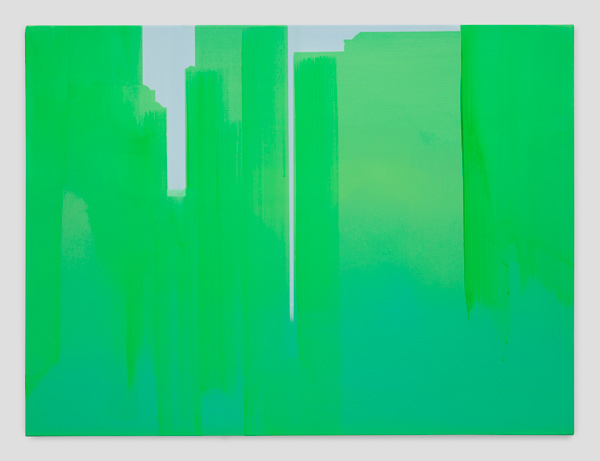 NG WK In Absentia Skyblue Luminous Green 2017 web <h6 class=sub> Night Gallery: </h6> <h1 class=post title entry title> Wanda Koop </h1>