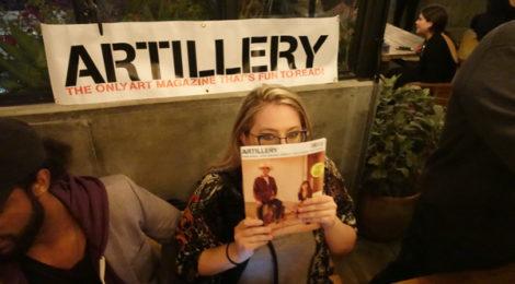 Artillery Publisher Anna Bagirov