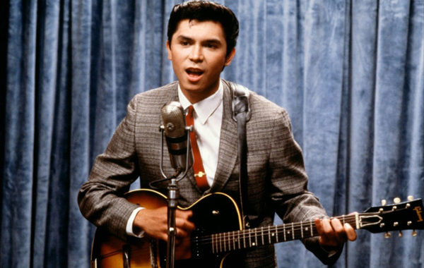 Lou Diamond Phillips as Ritchie Valens in Luis Valdez's La Bamba (1987), ©1987 Columbia Pictures Industries, Inc., All Rights Reserved, courtesy of Columbia Pictures