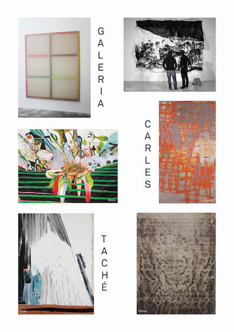 invite Galeria Carles Taché image copy <ns>Calendar</ns>