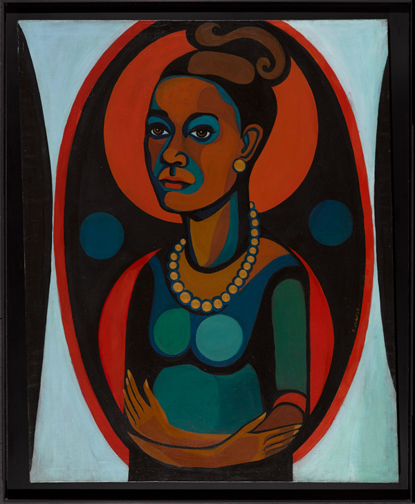 2013ringgold web <h6 class=sub> CAAM: </h6> <h1 class=post title entry title> Black Radical Women </h1>