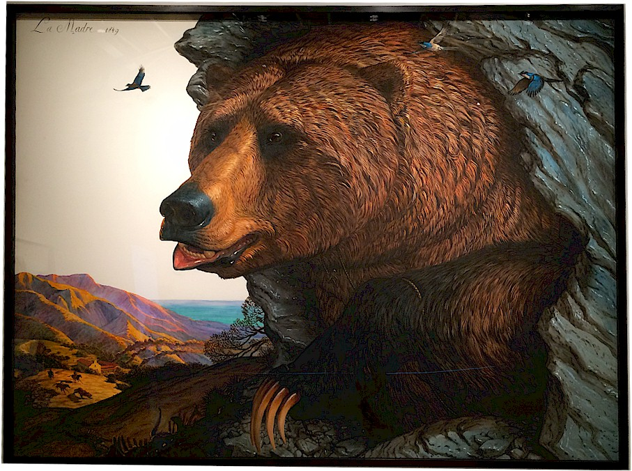 Walton Ford's Natural History for California Dreamers