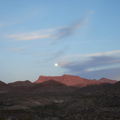 1.West .Full .moon .over .the .Chisos.Mountains.Big .Bend .National.Park .2006 400x400 <ns>Calendar</ns>