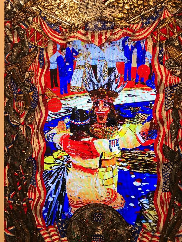 ALAC WORK A Sea of Art Afloat at SoCals Art Fairs