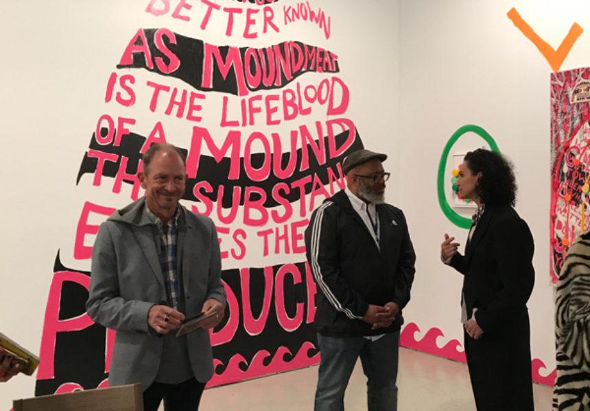 A Sea of Art Afloat at SoCal's Art Fairs
