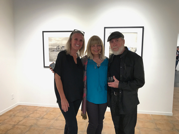 Anita Bunn Peggy Zask Ray Carofano web Gankstas, Hipsters, Art Lovers