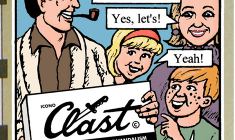 COMICS: Icono Clast