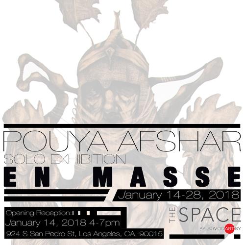 EN MASSE INSTAGRAM 2 Pouya Afshar Solo Exhibition EN MASSE