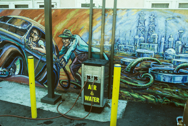 East Los Streetscapers P4 17 Culture Coverup: L.A. Chicana/o Murals under Siege