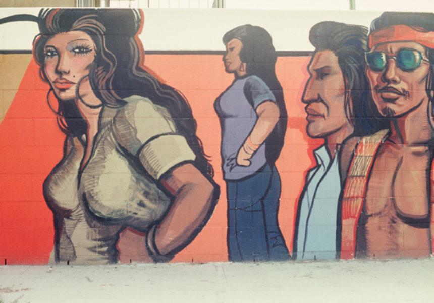 Culture Coverup: L.A. Chicana/o Murals under Siege