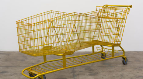 Rubén Ortiz-Torres, Long Shopper (Limo) (2015), courtesy Royale Projects.