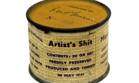 Piero Manzoni, Artist's Shit (Merda d'artista), 1961.