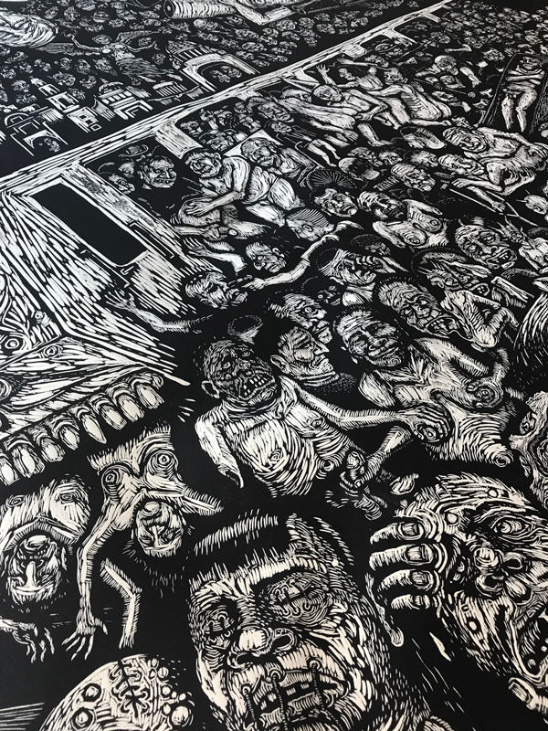 graphic A Sea of Art Afloat at SoCals Art Fairs