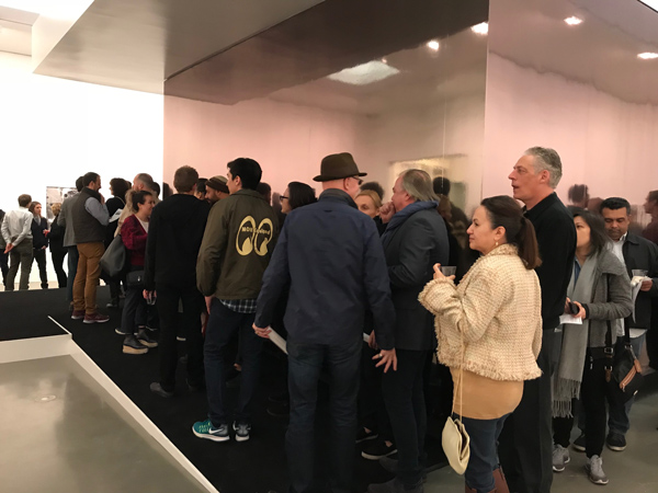 line for the modernist Opie and Bahbah Pack Em In