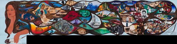 mural complete eighth size Culture Coverup: L.A. Chicana/o Murals under Siege