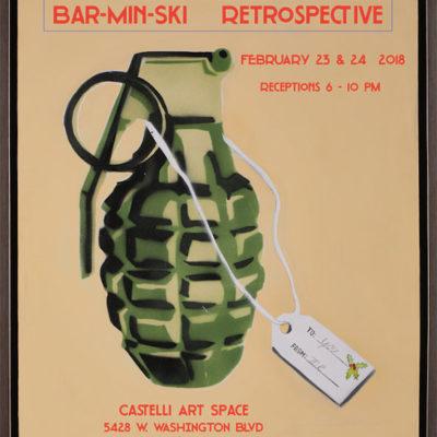 Bill Barminski Sized 400x400 <ns>Calendar</ns>