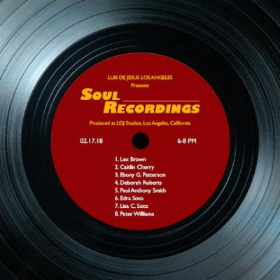 Soul Recordings LP 400x400 Events