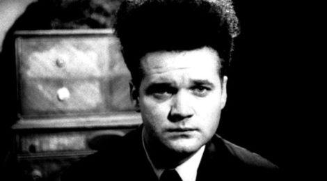 Jack Nance in David Lynch's Eraserhead, 197.