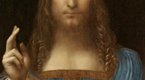Leonardo da Vinci, Salvator Mundi, c. 1500