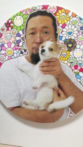 murakami self portrait 169x300 Last Night