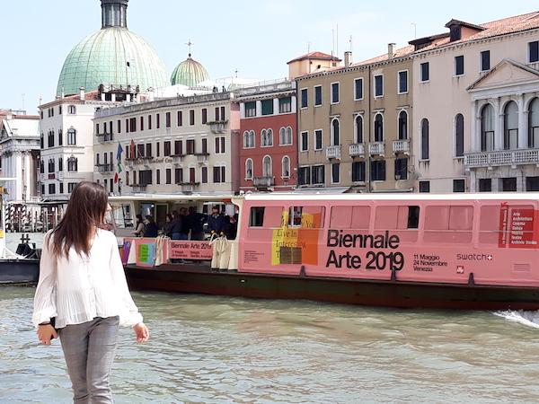 2019BiennaleSignage scarlet photo copy APOCALYPSE NOW: Venice Biennale