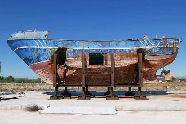 7 The migrant shipwreck  copy APOCALYPSE NOW: Venice Biennale