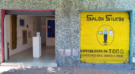 Salón Silicón, Mexico City.