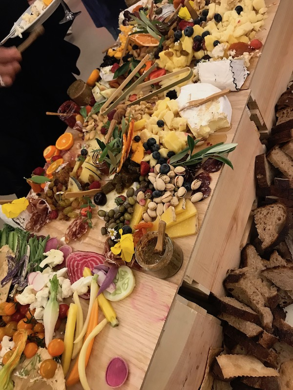 Summer Feast at Marciano Foundation LA Does Not Vacay