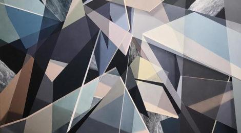 Javier Peláez, Broken Tree #7, 2019, courtesy William Turner Gallery