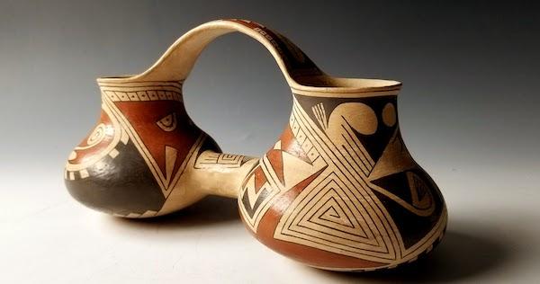 Vessel 1970 Coll. Michael Wisner copy Legendary Clay: AMOCA