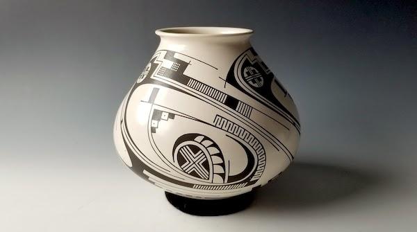 Vessel 1999 Coll. Michael Wisner copy Legendary Clay: AMOCA